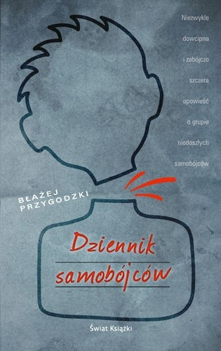 Okładka książki Dziennik samobójców