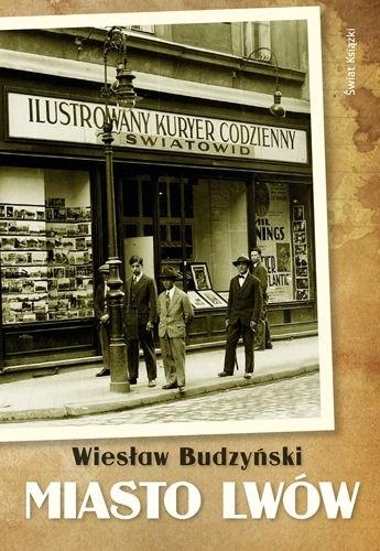 Okładka książki Miasto Lwów