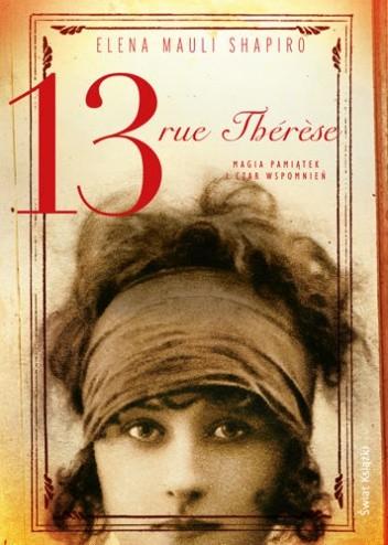 Okładka książki 13 rue Thérèse