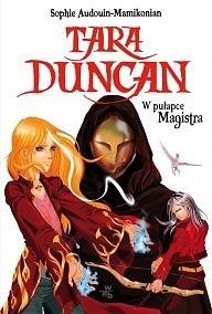 Okładka książki Tara Duncan w pułapce Magistra