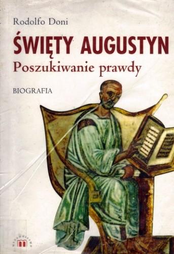 Okładka książki Święty Augustyn. Poszukiwanie prawdy