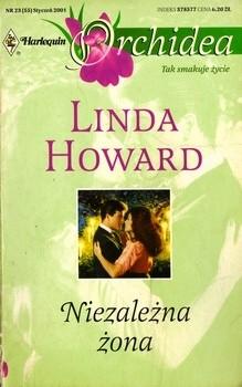 Okładka książki Niezależna żona