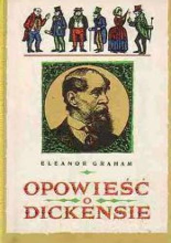 Okładka książki Opowieść o Dickensie