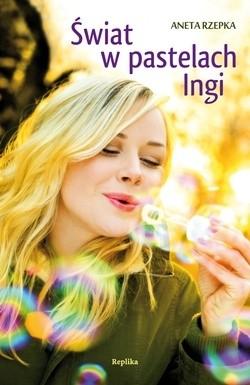 Okładka książki Świat w pastelach Ingi