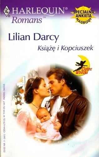 Okładka książki Książę i Kopciuszek