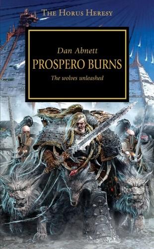 Okładka książki Prospero Burns
