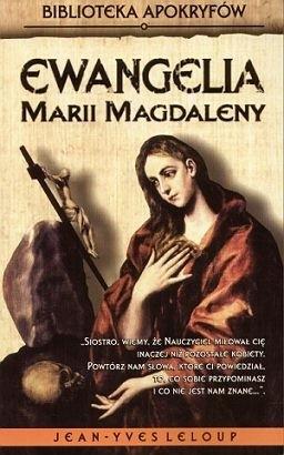 Okładka książki Ewangelia Marii Magdaleny