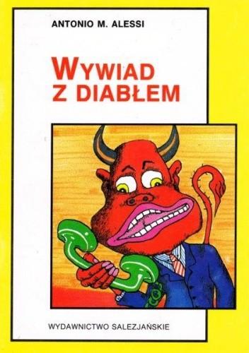Okładka książki Wywiad z diabłem