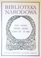 Czescy symboliści, dekadenci, anarchiści przełomu XIX i XX wieku