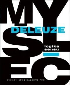 Okładka książki Logika sensu
