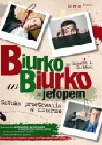 Okładka książki Biurko w biurko z jełopem