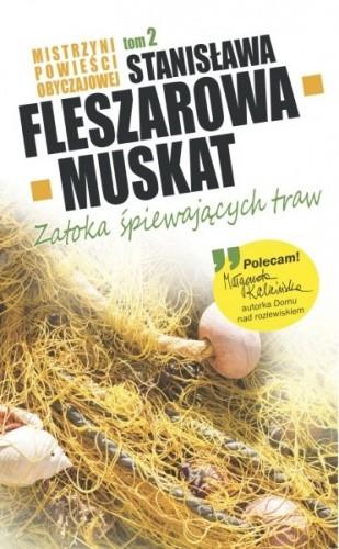 Okładka książki Zatoka śpiewających traw