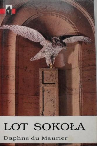 Okładka książki Lot sokoła