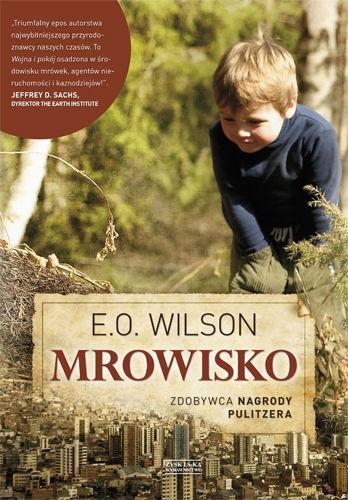 Okładka książki Mrowisko