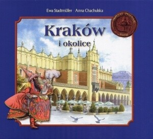 Okładka książki Kraków i okolice