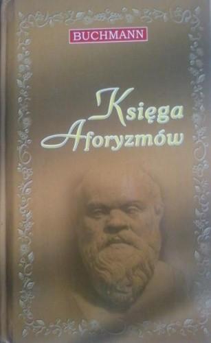 Okładka książki Księga aforyzmów