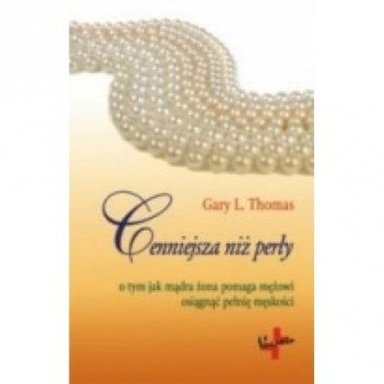 Okładka książki Cenniejsza niż perły