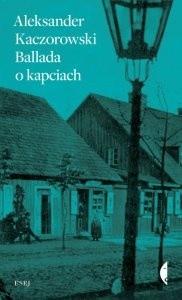 Okładka książki Ballada o kapciach