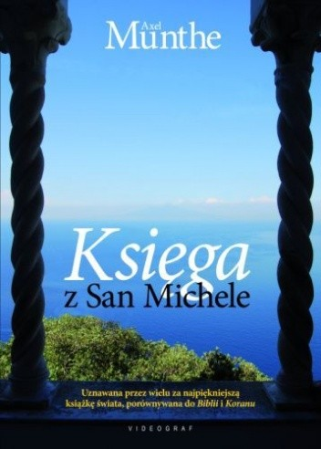 Okładka książki Księga z San Michele