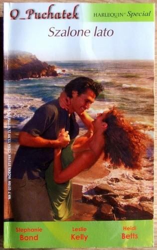 Okładka książki Szalone lato