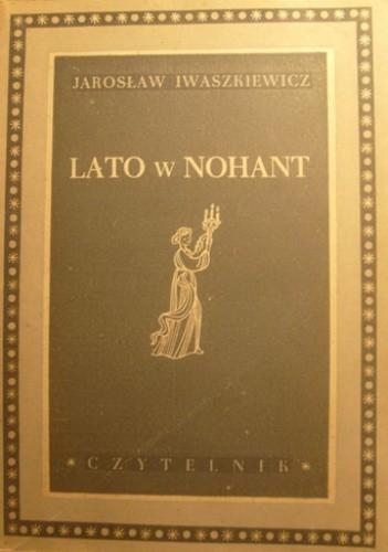 Okładka książki Lato w Nohant. Komedia w 3 aktach