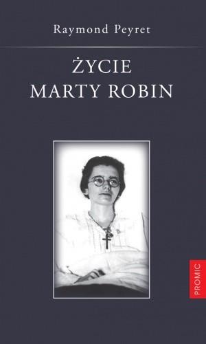 Okładka książki Życie Marty Robin
