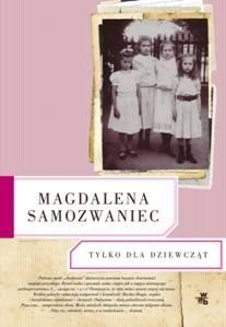 Okładka książki Tylko dla dziewcząt