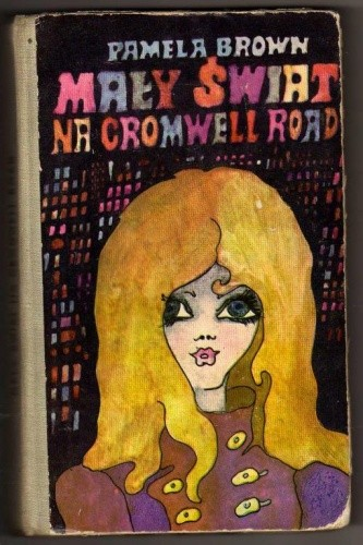 Okładka książki Mały świat na Cromwell Road