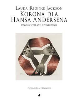 Okładka książki Korona dla Hansa Andersena