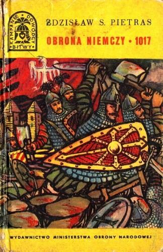 Okładka książki Obrona Niemczy 1017