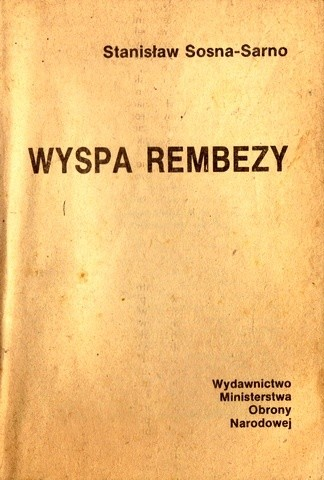 Okładka książki Wyspa Rembezy