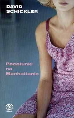 Okładka książki Pocałunki na Manhatanie