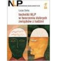 Okładka książki Techniki NLP w tworzeniu dobrych związków z ludźmi