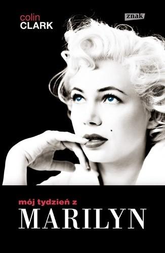 Okładka książki Mój tydzień z Marilyn