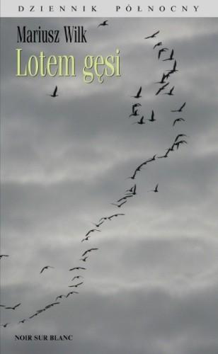 Okładka książki Lotem gęsi