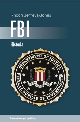 Okładka książki FBI. Historia