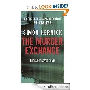 Okładka książki The murder exchange