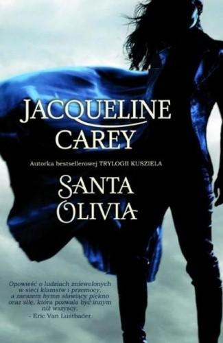 Okładka książki Santa Olivia