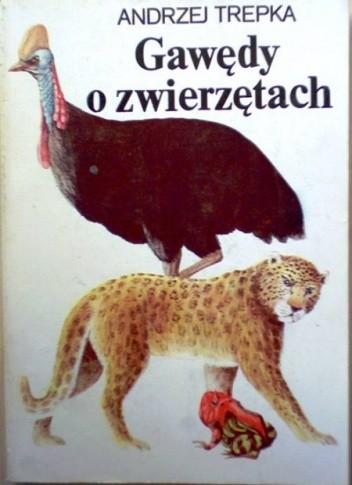 Okładka książki Gawędy o zwierzętach