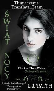 Okładka książki Grubsze niż woda