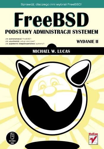 Okładka książki FreeBSD Podstawy Administracji Systemem