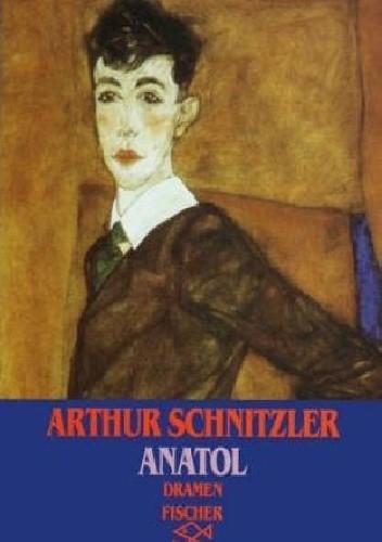 Okładka książki Anatol