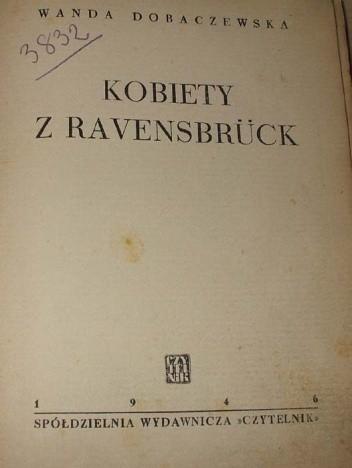 Okładka książki Kobiety z Ravensbrück