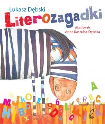 Okładka książki Literozagadki
