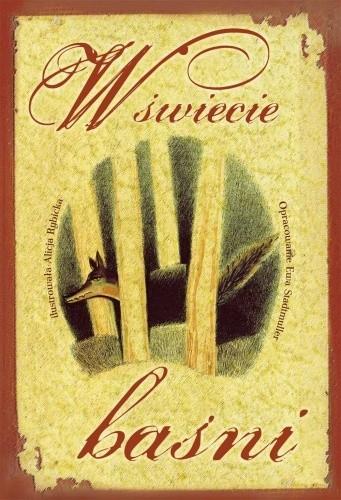 Okładka książki W świecie baśni