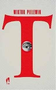 "Okładka książki ""T"""