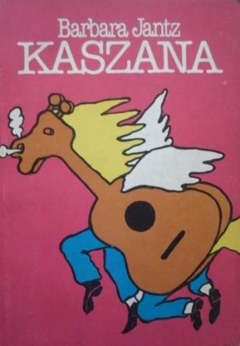 Okładka książki Kaszana
