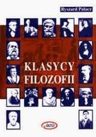 Okładka książki Klasycy filozofii