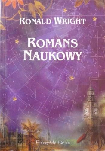 Okładka książki Romans naukowy