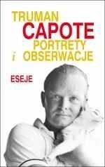 Okładka książki Portrety i obserwacje. Eseje